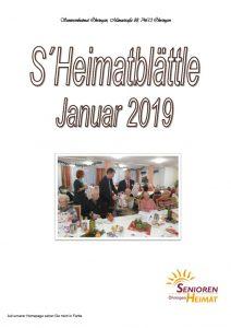 thumbnail of Heimatblättle Jan. 19