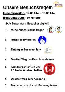 thumbnail of Besuchszeiten Homepage