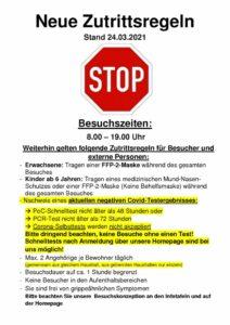 thumbnail of Neue Besuchsregeln Stand 24.03.2021