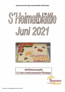 thumbnail of Heimatblättle Juni 21