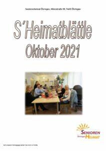 thumbnail of Heimatblättle Okt. 21