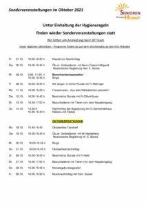 thumbnail of Sonderveranstaltungen im Oktober 2021 ENTWURF